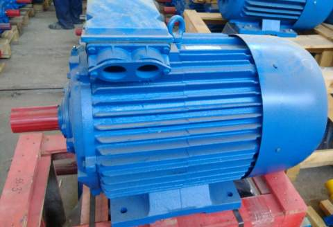 Купить электродвигатель А355SMC2 в Ростове-на-Дону