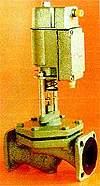 Вентиль запорный с электромагнитным приводом и электромагнитной защелкой серии 15КЧ892П1М-П4М тип СВВ в Ростове-на-Дону